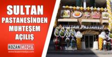 Kozan Edemhan Pastanesi Kırıkhan'da 2. Şubesinden Muhteşem Açılış