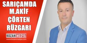 Sarıçam'da Mehmet Akif Çörten Rüzgarı
