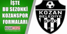 Kozansporun Yeni Sezon Formaları ve Futbolcuların Numaraları Belli Oldu
