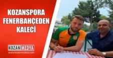 Kozanspora Fenerbahçeden Kaleci