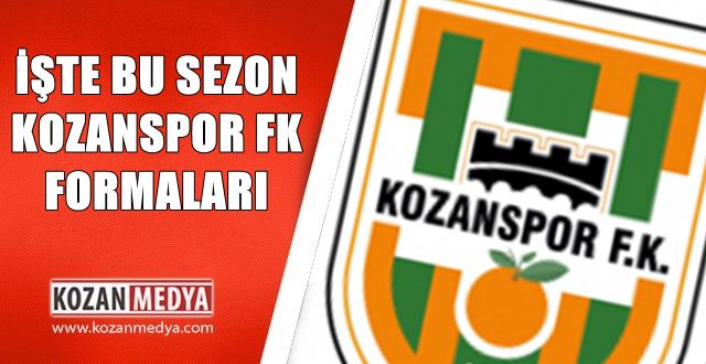 Kozanspor FK Yeni Sezon Formaları ve Futbolcuların Numaraları Belli Oldu
