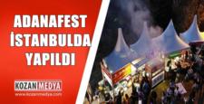 Adanafest İstanbul'da Yapıldı