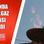 Kozan'da Doğalgaz Vanası Açıldı