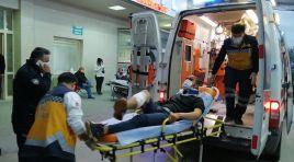 Kozan Göller'de Motor Hırsızı Tabancayla Vurularak Yaralandı