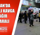 Kozan'da Silahlı Kavga 1'i Ağır 2 Yaralı
