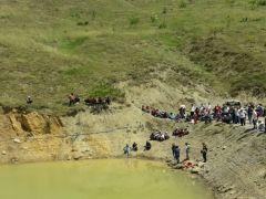 Tufanbeyli'de Kahreden Ölüm