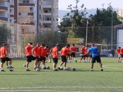 Kozanspor Kestel Maçına Hazır