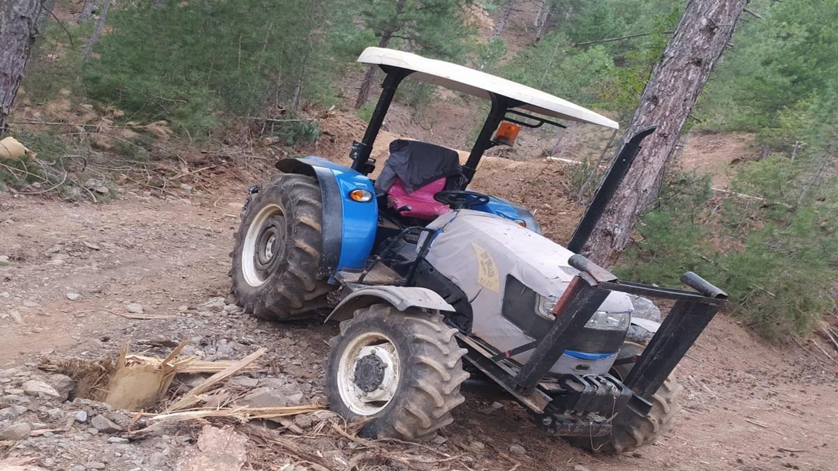 Fekede Traktör Kazası 1 Ölü