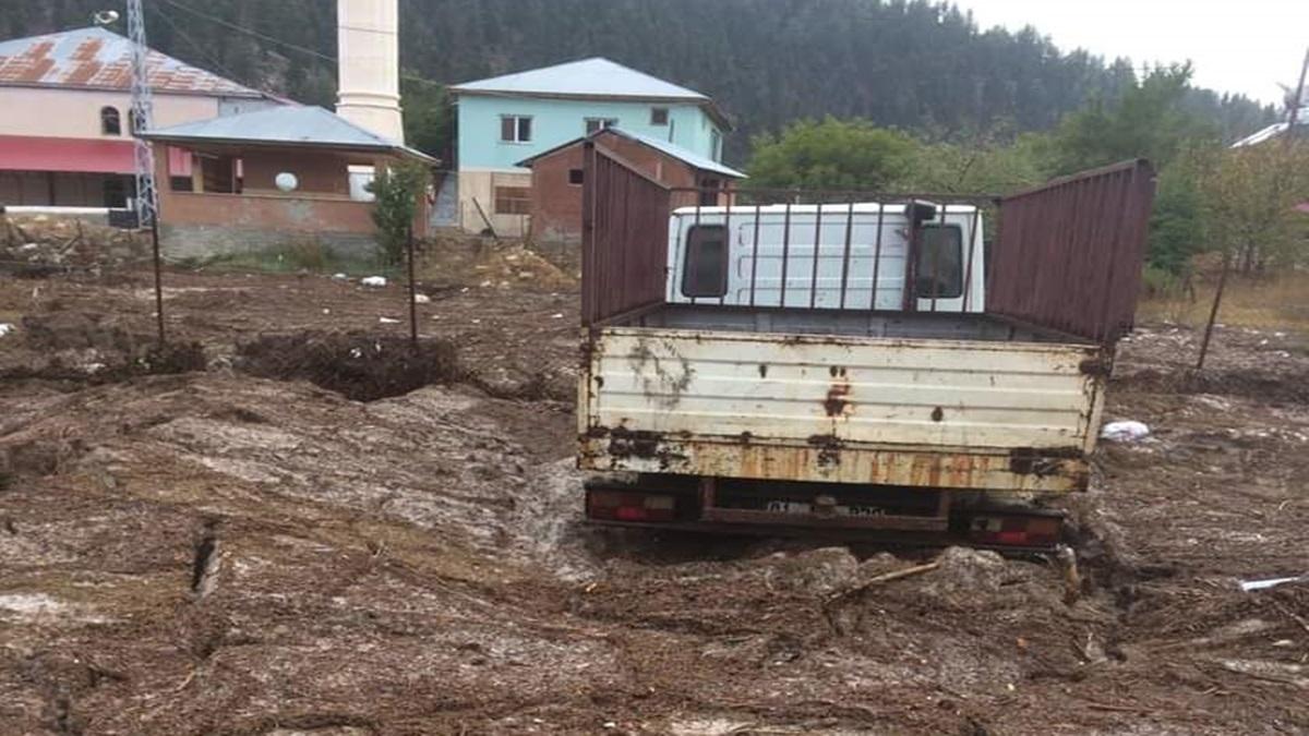 Kozan Göllerde Yağış Etkili Oldu
