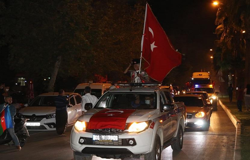 Kozanda Cumhuriyet Bayramı Kutlamaları Sona Erdi