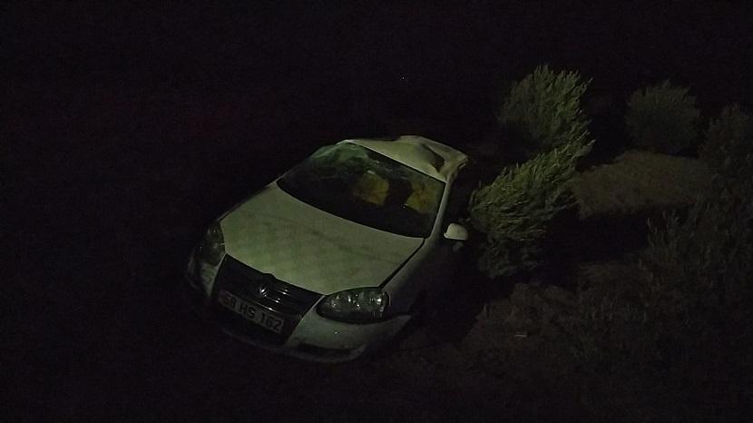 Kozan'da Domuz Sürüsüne Çarpmamak İçin Takla Attı 3 Yaralı