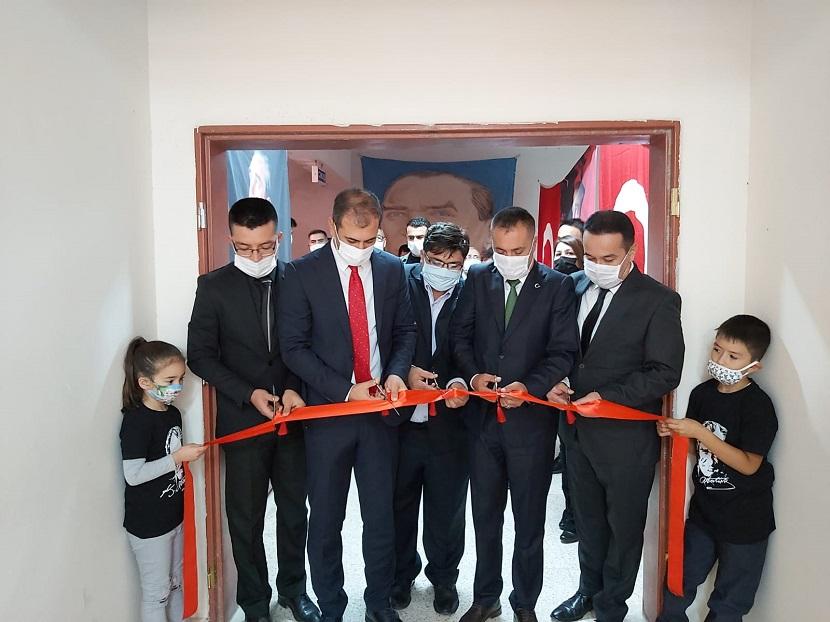 İmamoğlu'da10 Kasım'da Sergi Düzenlendi