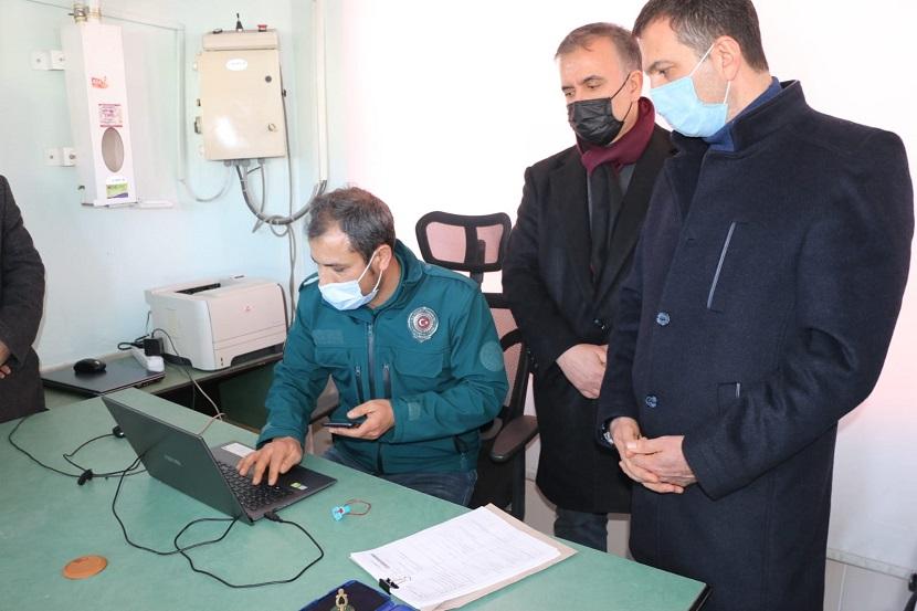Kozan'da Mobil Gümrük Dönemi Başladı