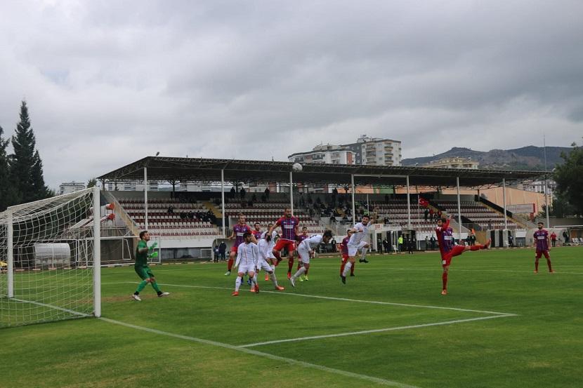 Kozanspor 2 Puan Daha Kaybetti 0 – 0
