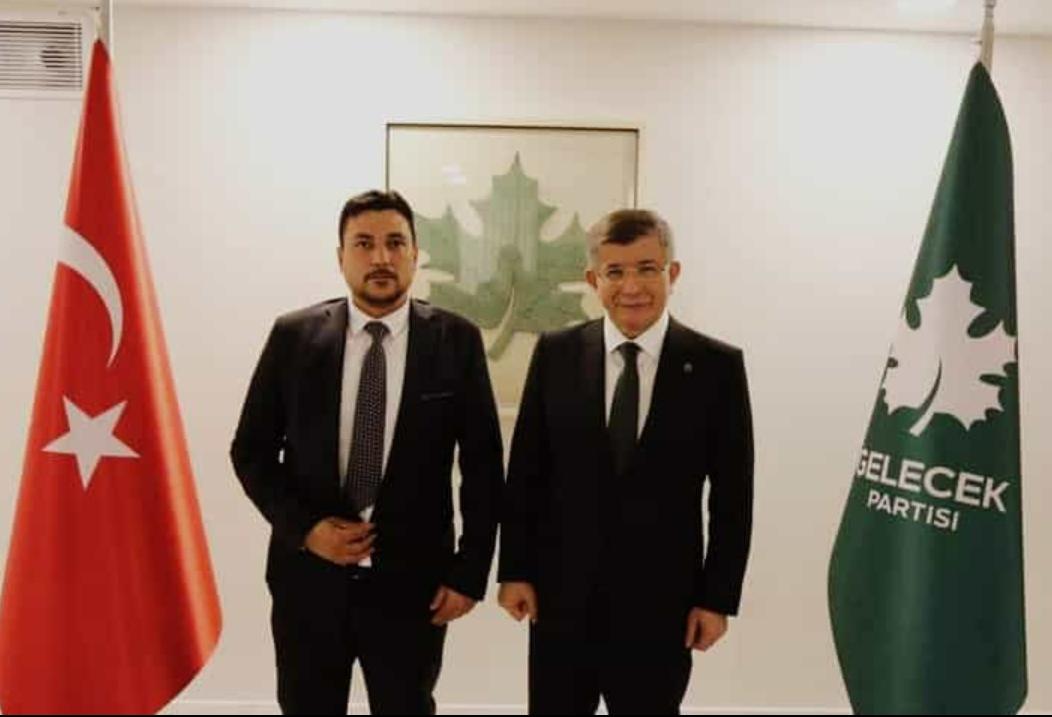 Gelecek Partisi Kozan İlçe Başkanı Murat Başıbüyük Oldu