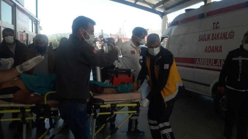 Elektik Akımına Kapılarak Yaralanan Akalında Hayatını Kaybetti