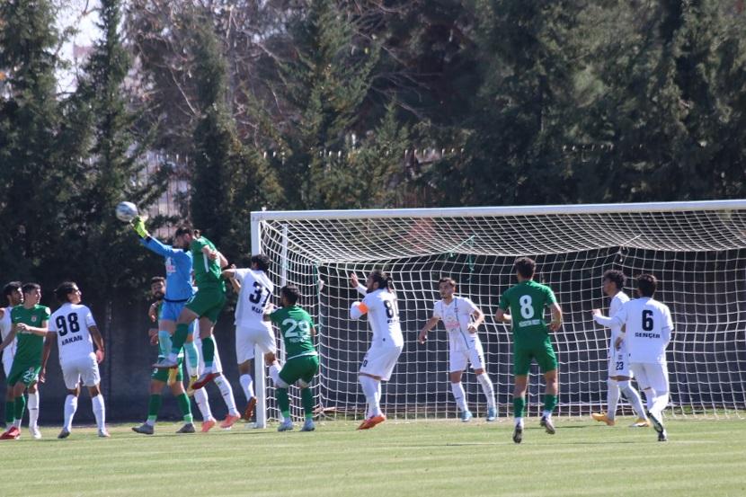 Kozanspor FK 0 1954 Kelkit Belediyespor 0