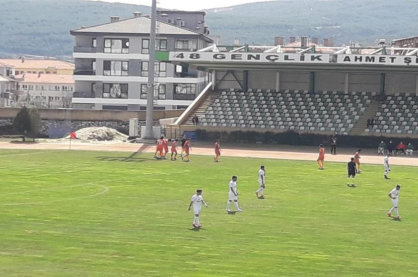 Kozanspor Muğladan Altın Değerinde 3 Puanla Döndü