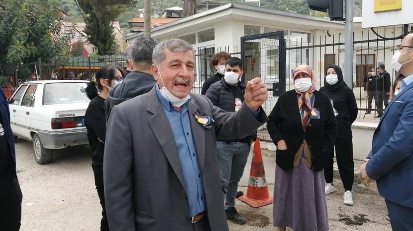 Elektrik Akımına Kapılarak Ölen Burak Karaköse'nin Ailesi Sorumlular Cezalandırılsın