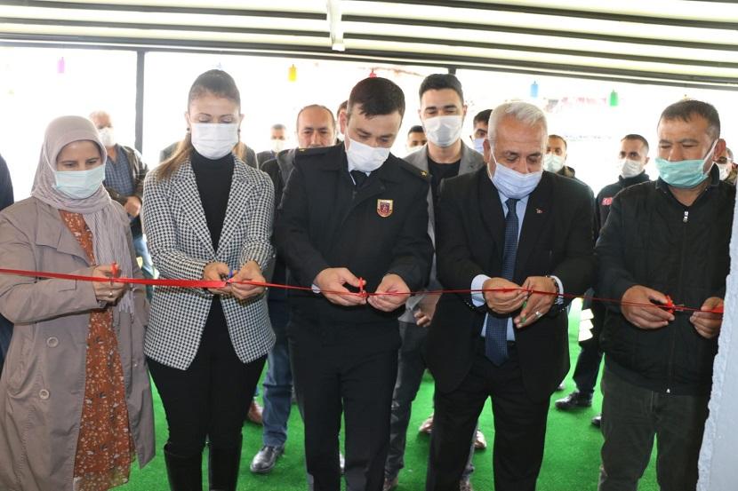 Ayfa Pastanesi Feke'de Açıldı