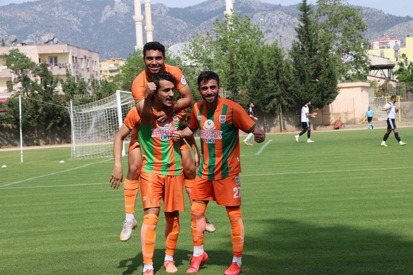 Kozanspor'un Kaderi  Son Maça Kaldı 3-1