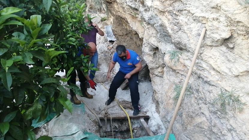 Kozan'da Feci Olay Kuyuda Kalan 3 Kişi Öldü