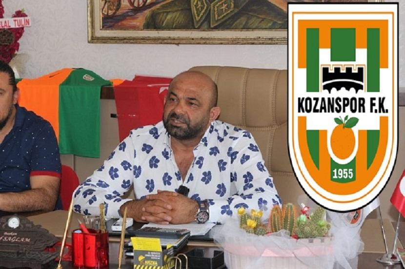 Kozanspor Fk Yönetimi Yazılı Basın Açıklaması Yaptı