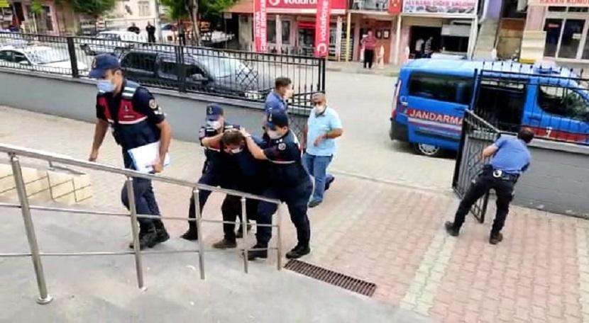 Feke'deki Cinayet Zanlısı Tutuklanarak Cezaevine Gönderildi