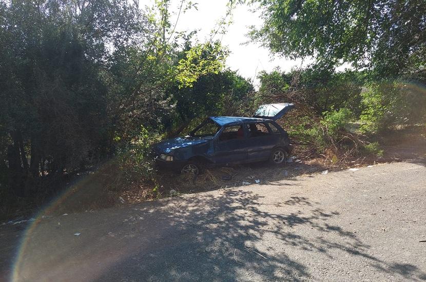 Kozanda Lastiği Patlayan Araç Takla Attı 4 Yaralı