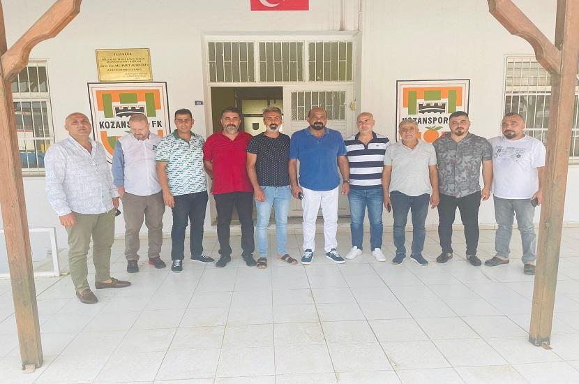 Kozanspor'da Yönetim Belli Oldu