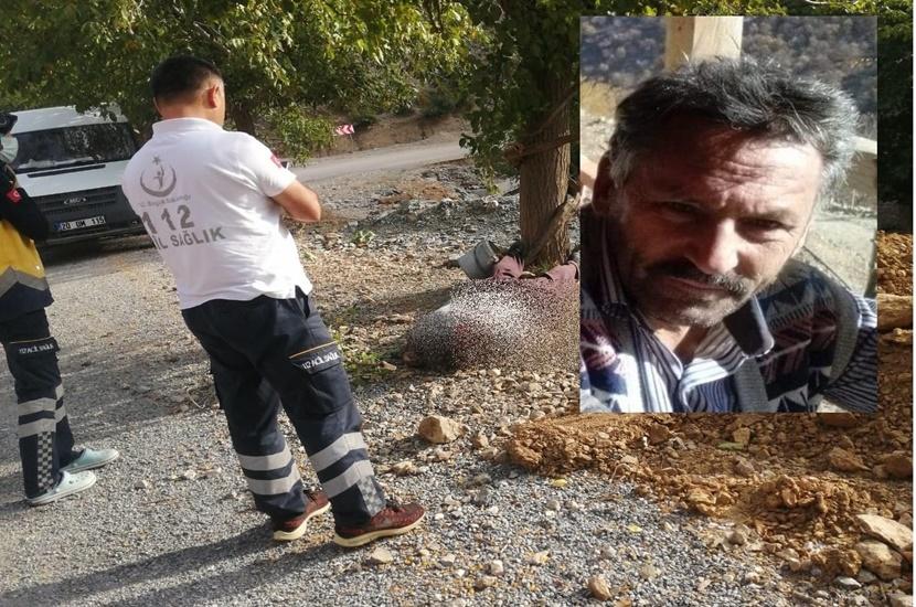 Feke'de Bir Kişi Üzüm Toplamak İçin Çıktığı Ağaçtan Düşerek Öldü