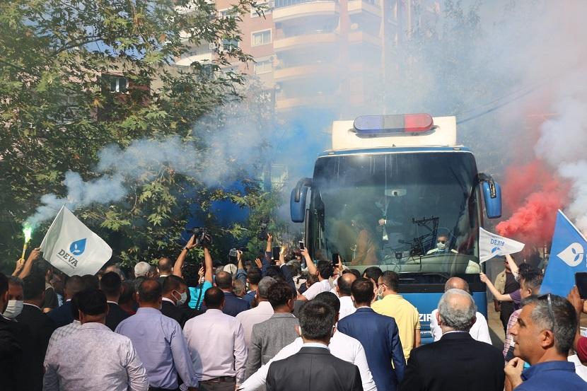 DEVA Partisi Genel Başkanı Babacan, Kozan'da
