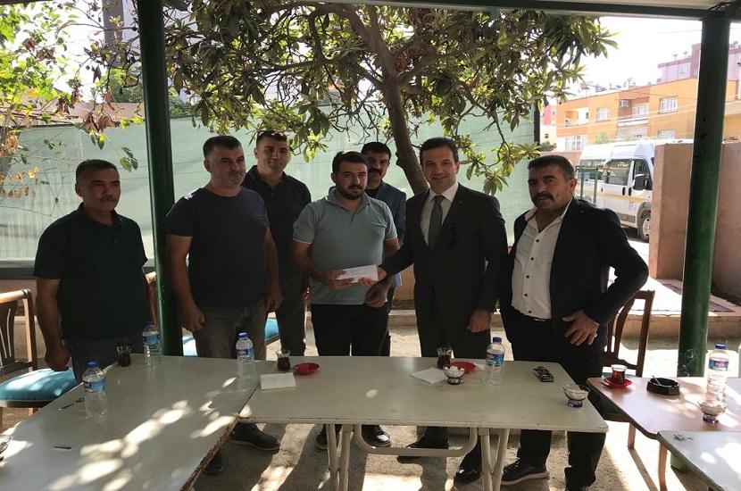 Kozan'da Öğrenci Servislerinden Alkışlanacak Hareket